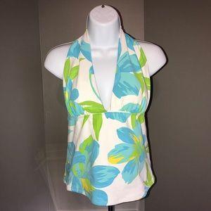 Lauren Ralph Lauren Floral Tankini Swim Top